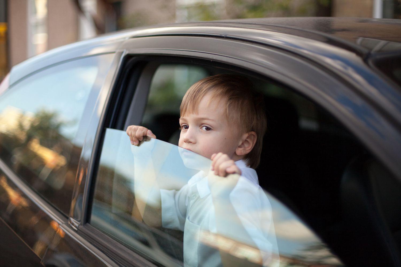 Правила безопасности детей в машине | konsulan.ru