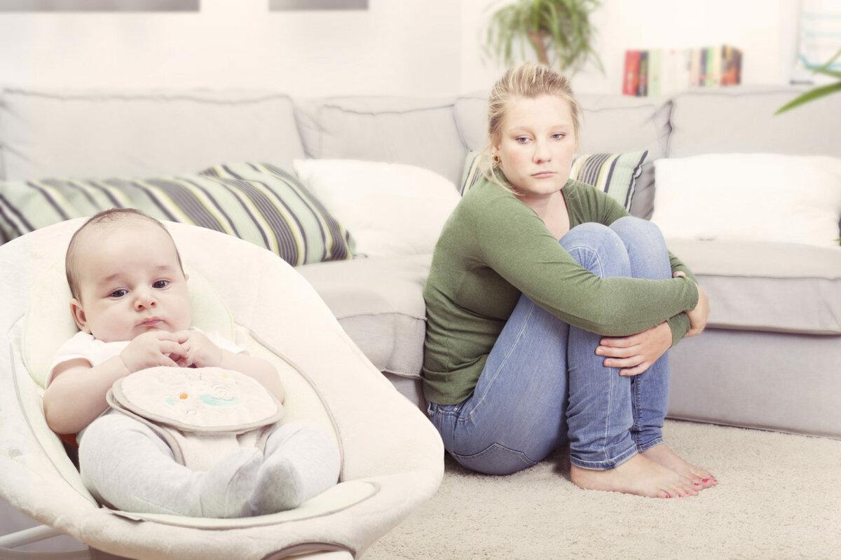 Усталость после родов | материнство - беременность, роды, питание, воспитание