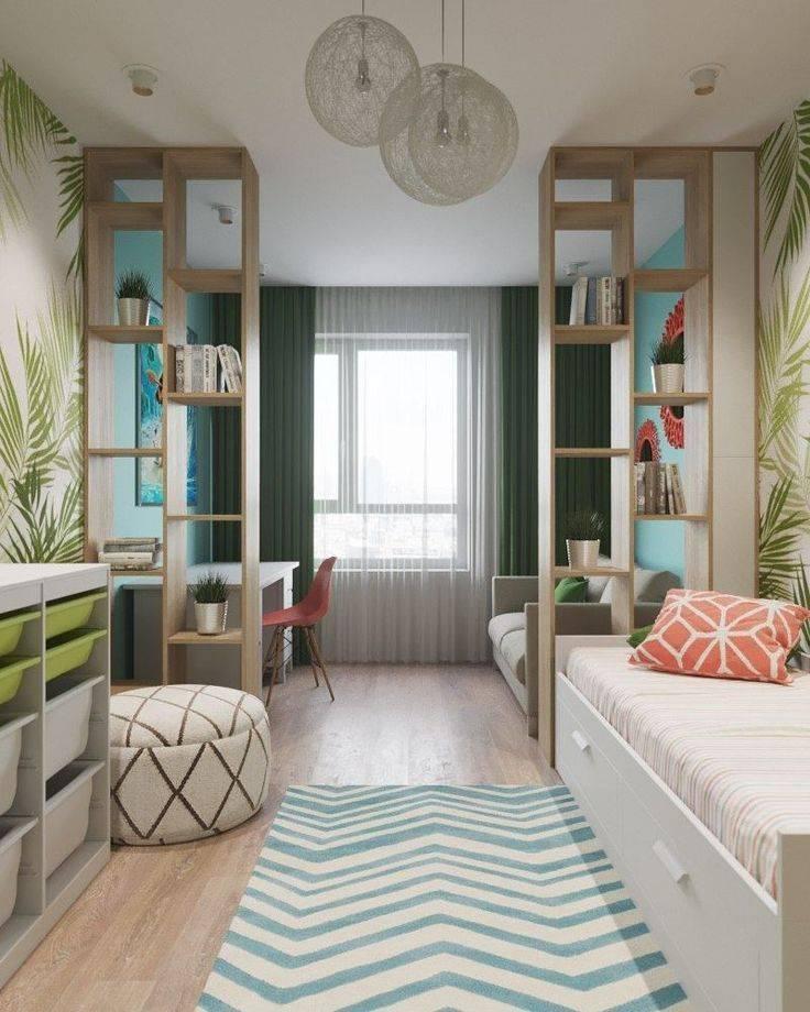 Комната для двух подростков: правила обустройства и варианты дизайна, которые понравятся вам и детям