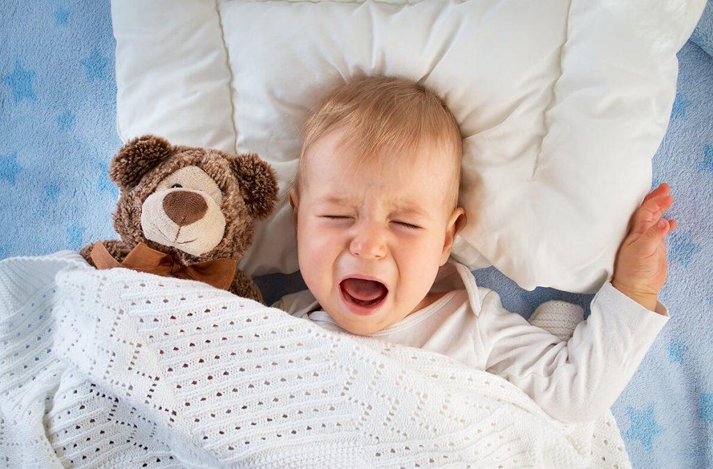 Несут ли в себе угрозу ночные страхи для ребенка?