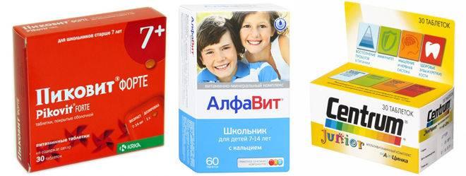 Витамины для подростков: какой комплекс лучше