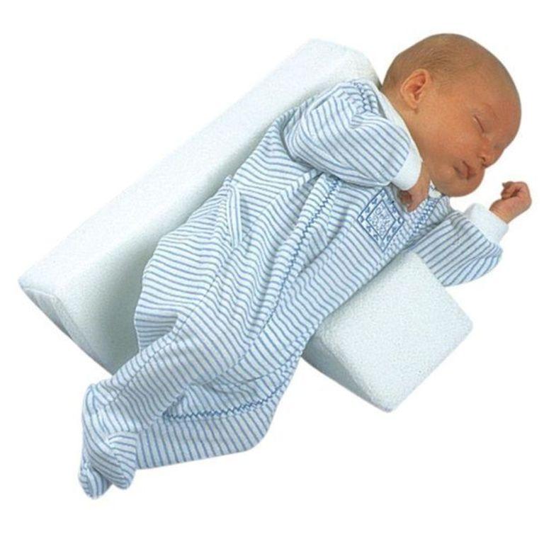 Позиционер для сна новорожденного – лучше купить или сделать своими руками? 2020