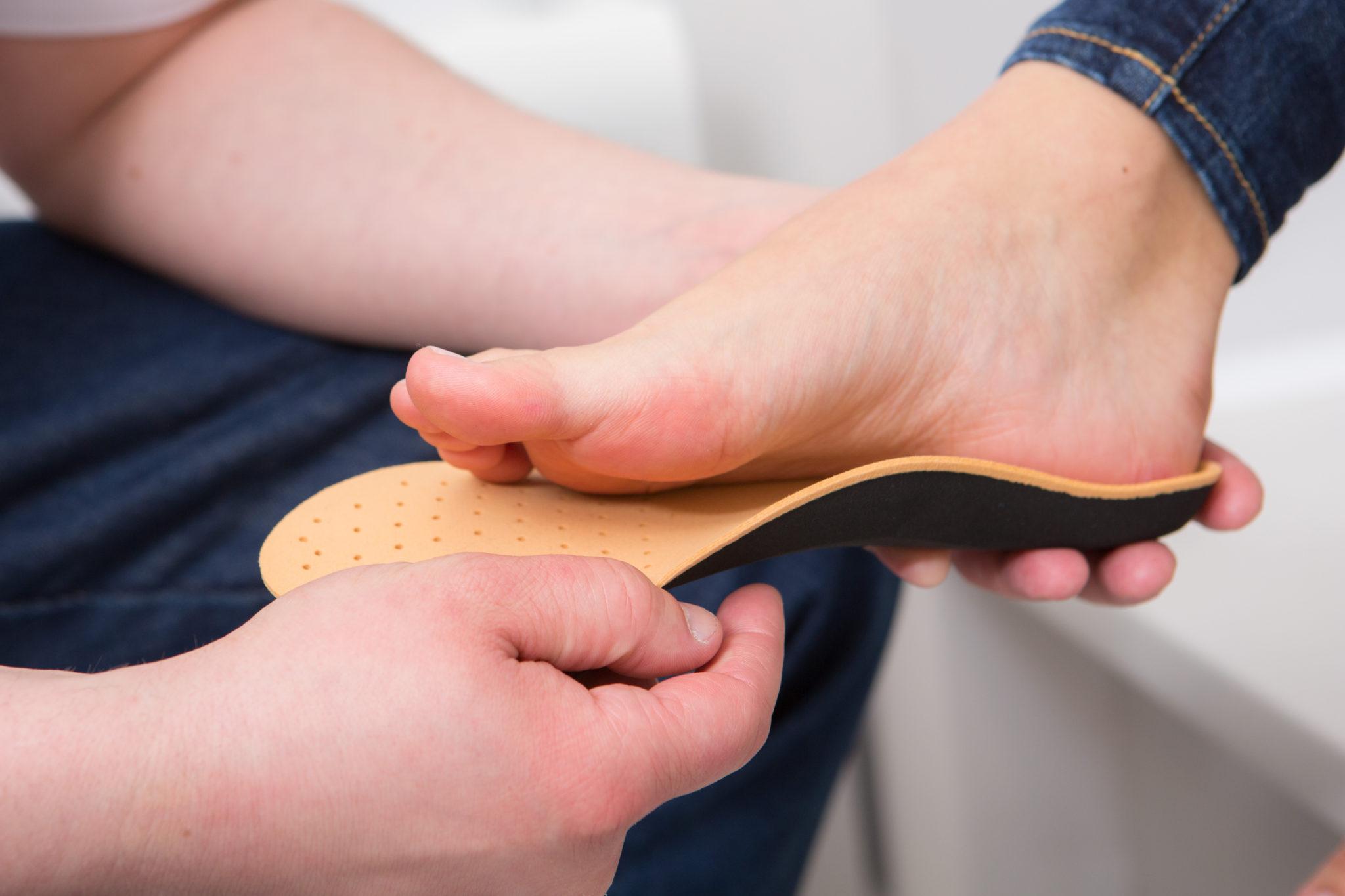 Ортопедические стельки при продольно-поперечном плоскостопии: особенности и покупка