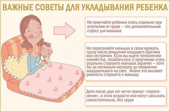 Самостоятельное засыпание ребенка: 5 методов, которые научат малыша засыпать самостоятельно