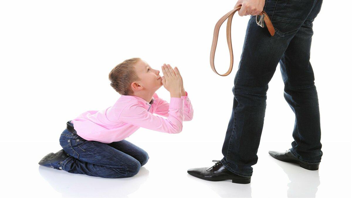 Что произойдет, если ребенка били в детстве?