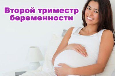 Третий триместр: всё, что нужно знать будущей маме ~ блог о детях