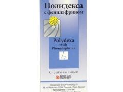 Особенности лечения каплями в нос полидекса с фенилэфрином: инструкция по применению, цена и отзывы