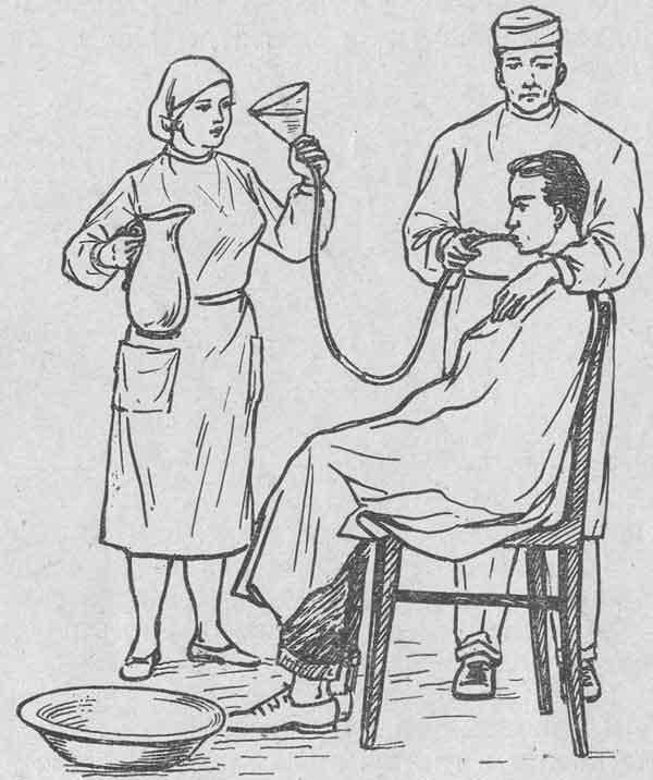 Как промыть желудок ребенку в домашних условиях (алгоритм действий)