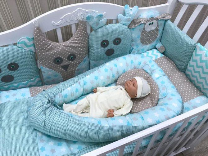 Новорожденный: уложить и укачать. что купить кроме детской кроватки