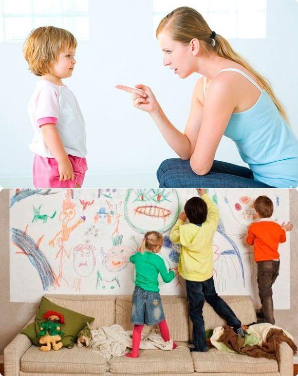 Как сказать ребенку «нет» - 5 основных правил