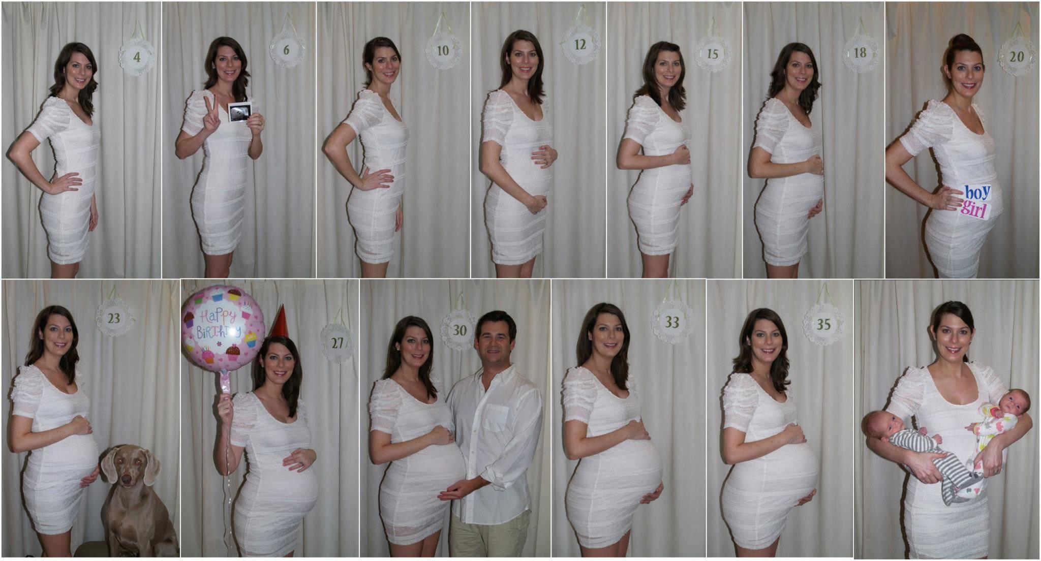 Чем отличаются первая, вторая и третья беременности?