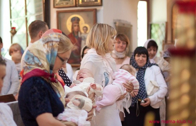 Как проходят крестины мальчика (правила крещения)