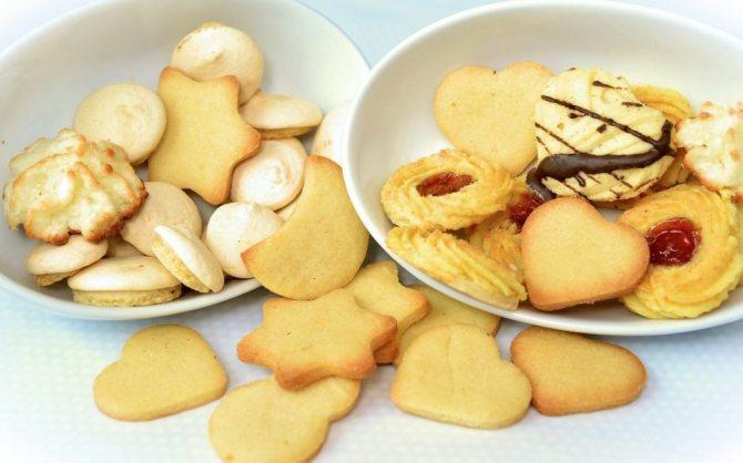 Постное печенье при грудном вскармливании