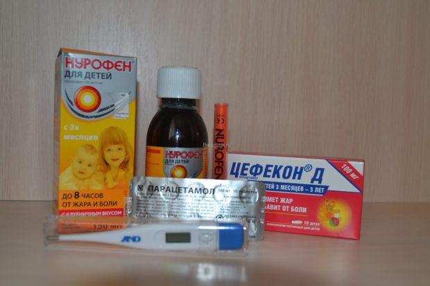 Таблетки от температуры ребенку 10 лет. жаропонижающее для детей: характеристика и выбор препаратов