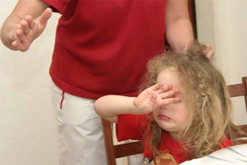 Можно ли ребенка бить в целях воспитания?
