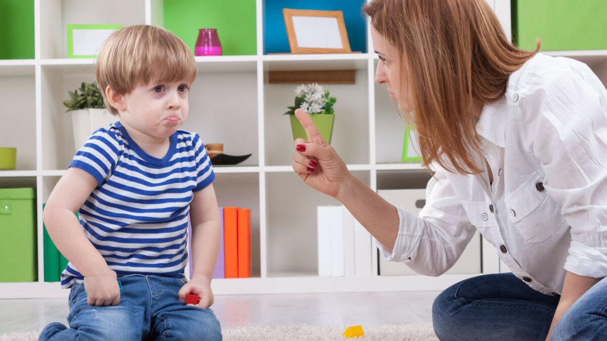 Что делать, если раздражает собственный ребенок