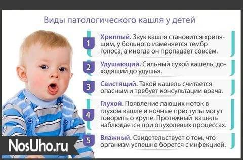 9 причин появления сильного кашля у ребёнка и советы врача-педиатра по лечению