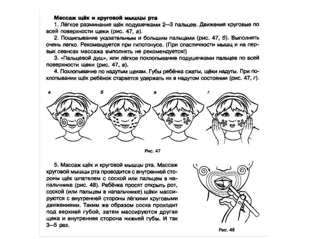 Логопедический массаж для эффективной коррекции речи детей