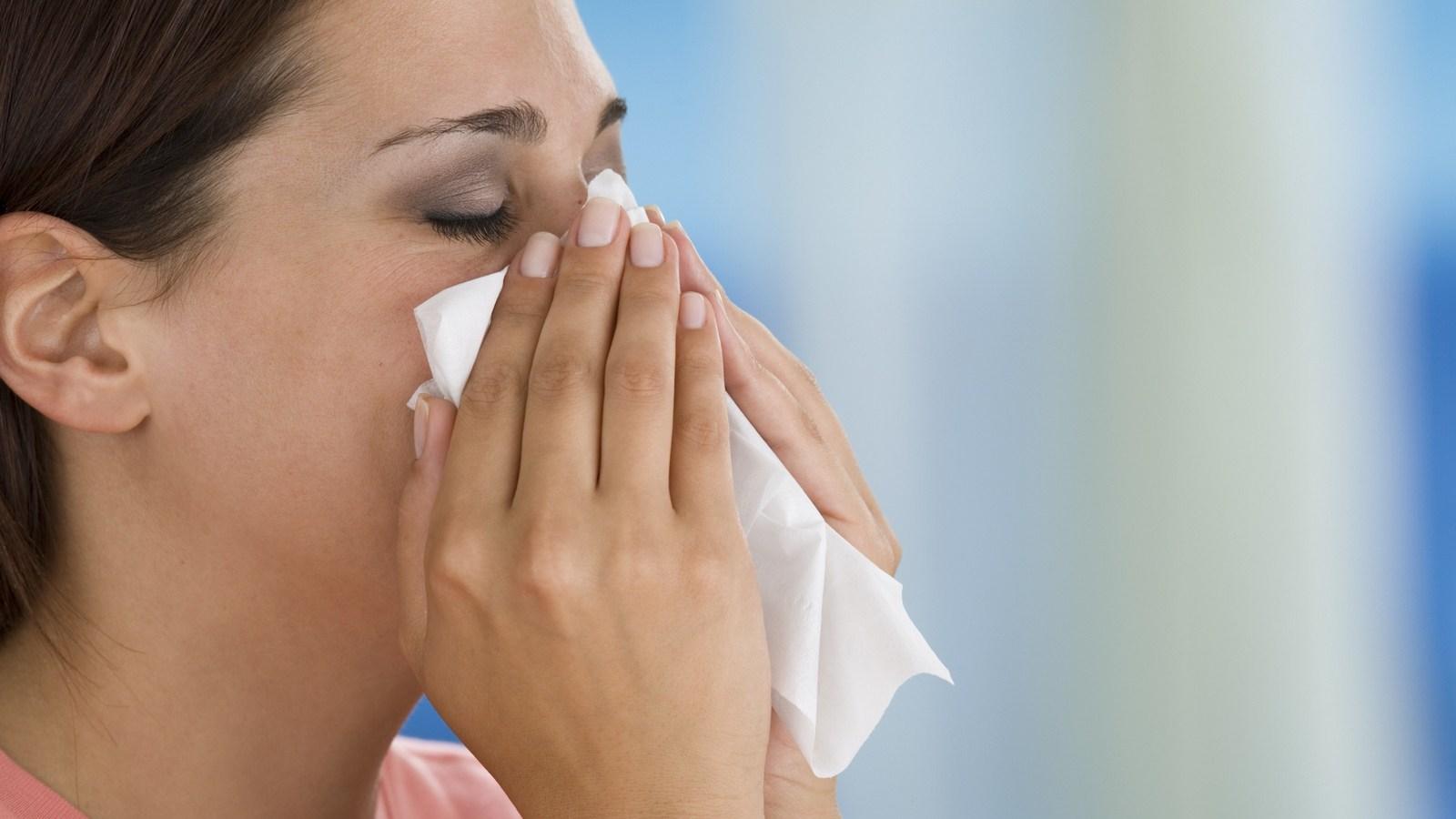 Что делать если заложен нос при беременности?