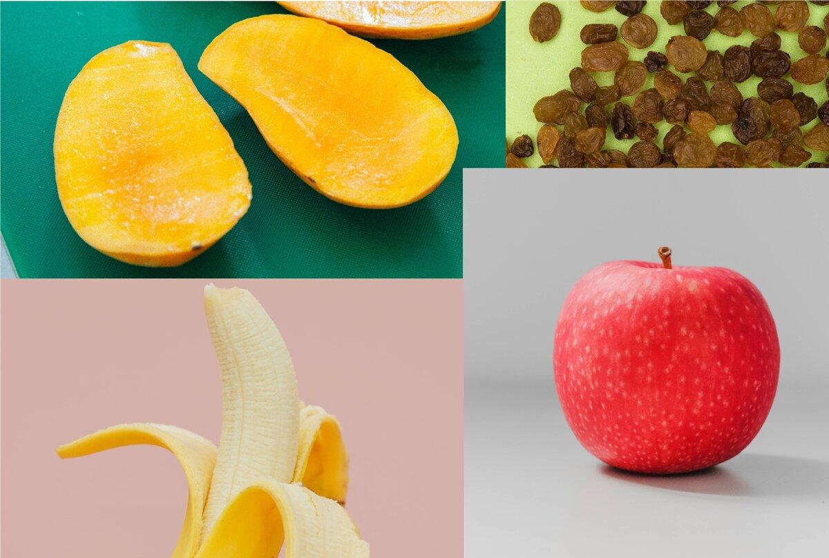 10 фруктов и овощей, которые надо есть зимой