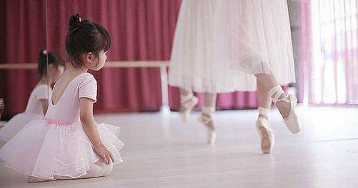 Когда отдать ребенка на танцы