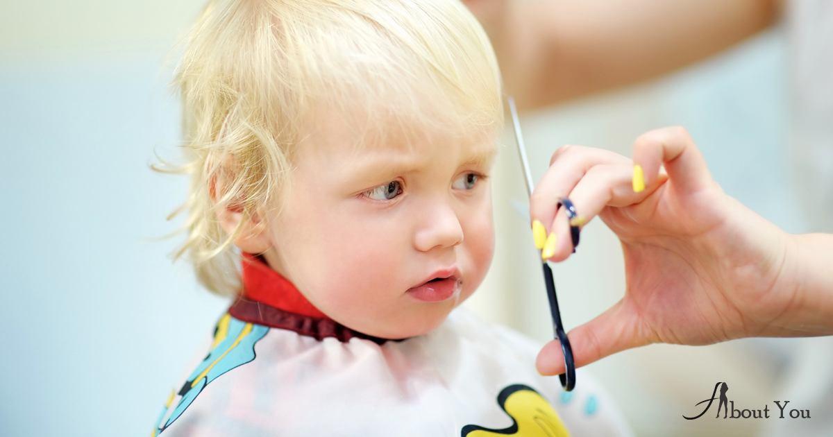 Ребёнок боится стричься: решаем проблему