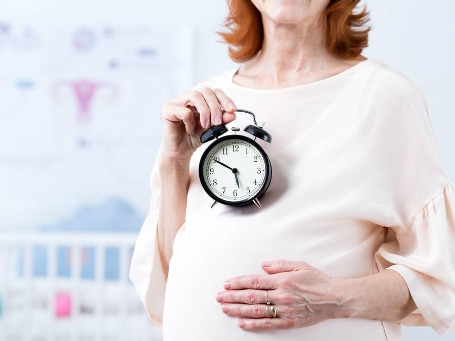 Поздняя беременность: плюсы и минусы, виды
