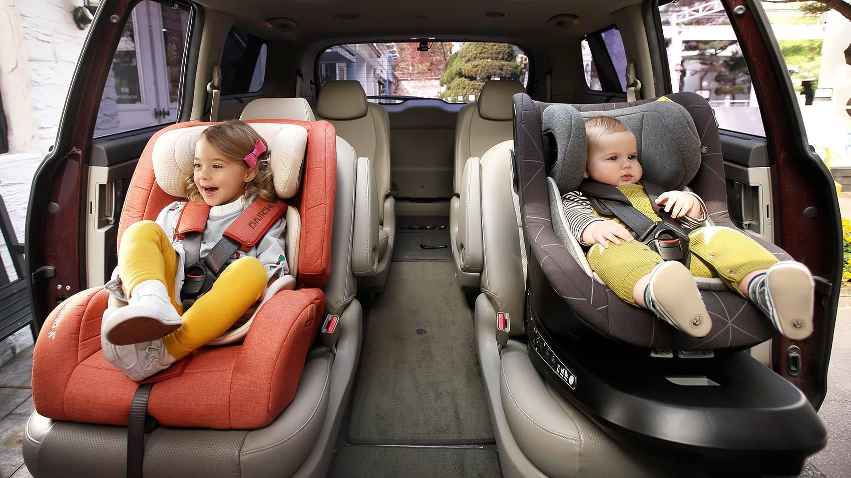 Лучшие детские автокресла - рейтинг производителей, отзывы