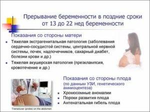 Причины раннего выкидыша: 7 шагов к прерыванию беременности