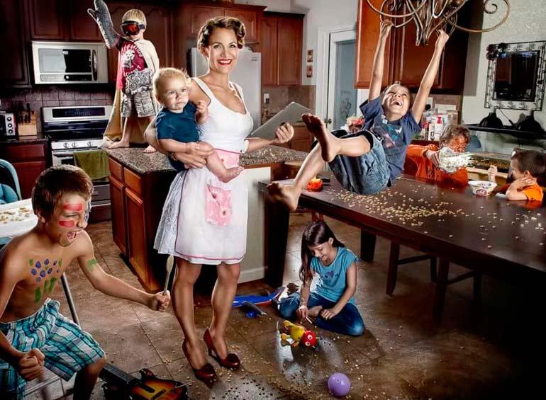 Тайм-менеджмент в декрете: простые правила для молодых мам