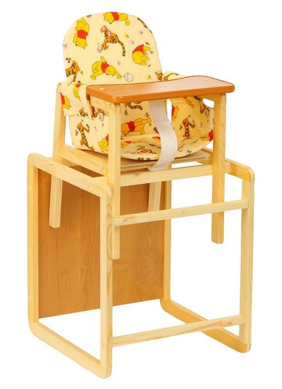 Выбираем лучший стульчик для кормления: обзор популярных моделей