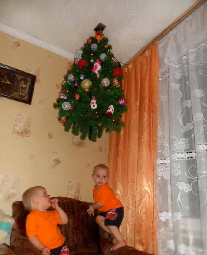 Топ-5 опасностей для детей во время новогодних праздников