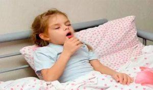 Причины и лечение затяжного кашля у ребенка