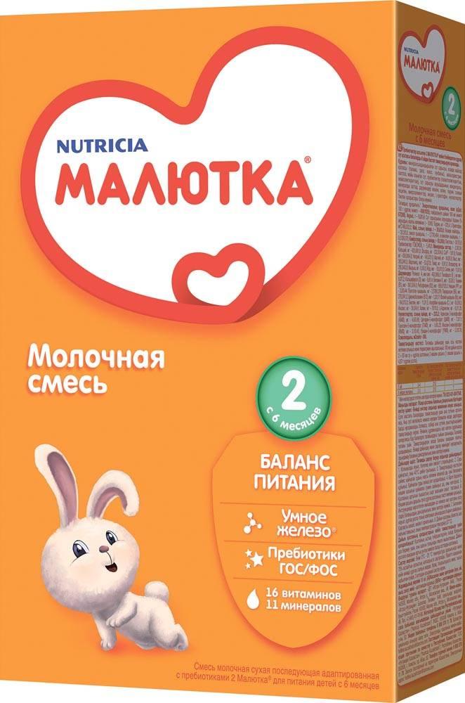 """Смесь """"малютка"""": состав продукта. что входит в состав детской молочной смеси """"малютка""""?"""