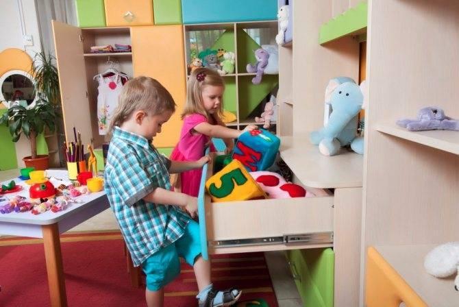 Лайфхаки для детской комнаты