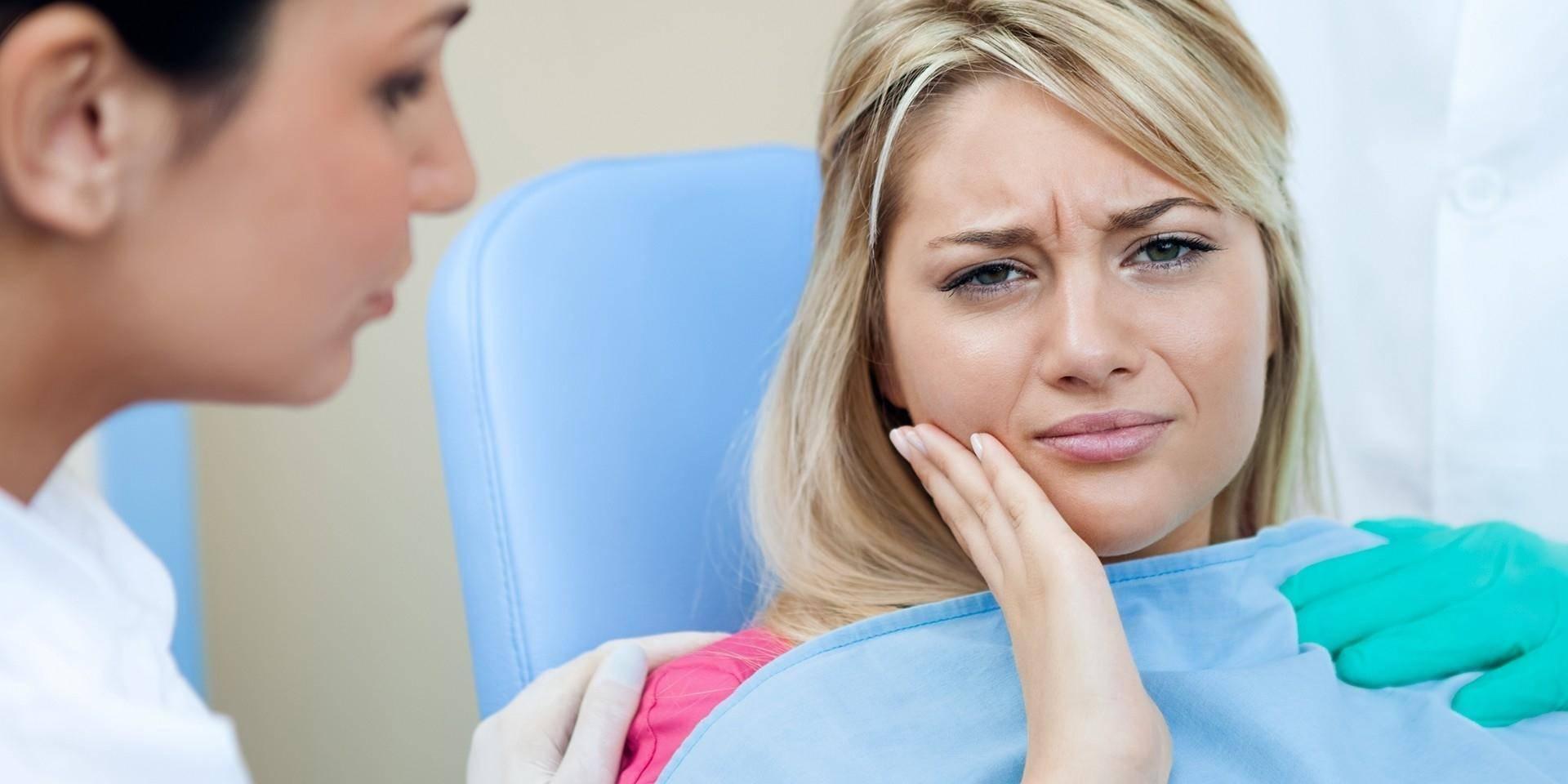 Как проводится лечение зубов при беременности с анестезией