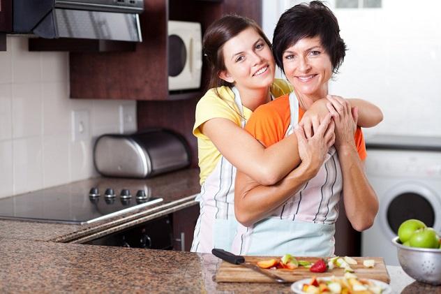 Главные критерии идеальной мамы