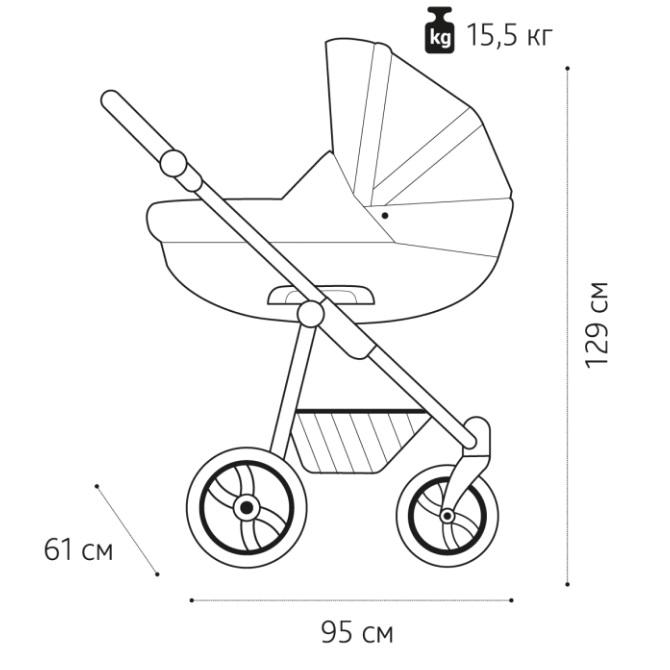 Как правильно выбрать коляску для новорожденного осень-зима: критерии выбора и популярные модели