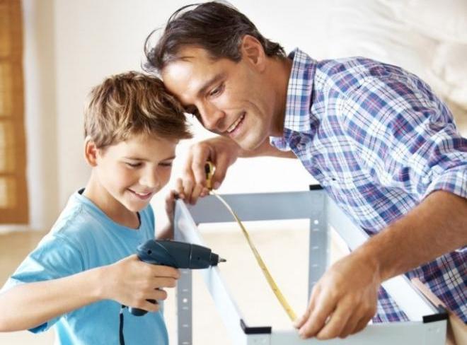 5 вещей, которые обязан делать каждый хороший папа