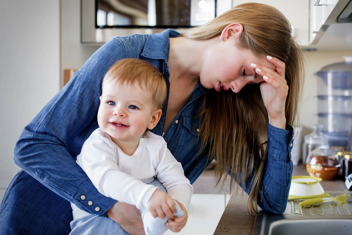 Как выжить одной с ребенком без мужа, как жить с маленьким ребенком после развода