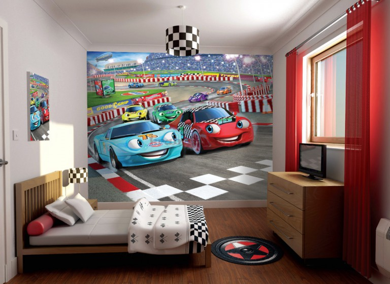 Советы по выбору дизайна и стиля обоев для подростковой комнаты