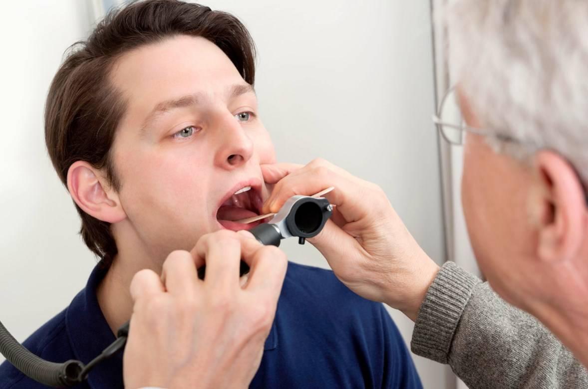 Самые эффективные способы снять отек горла