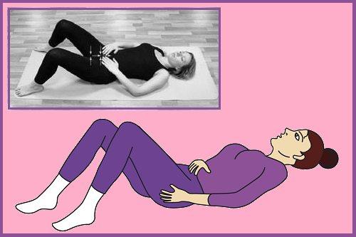 Послеродовая гимнастика синди кроуфорд - спорт и здоровье