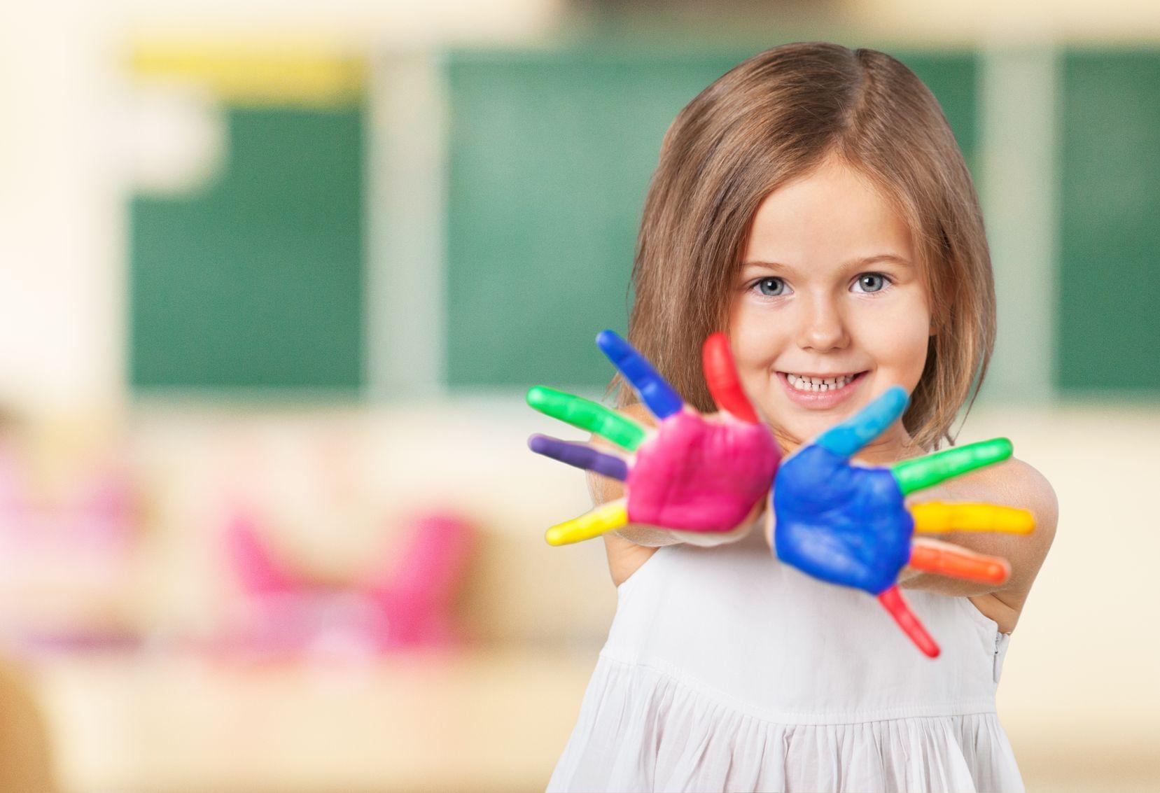 Как научить ребенка различать цвета   10 способов