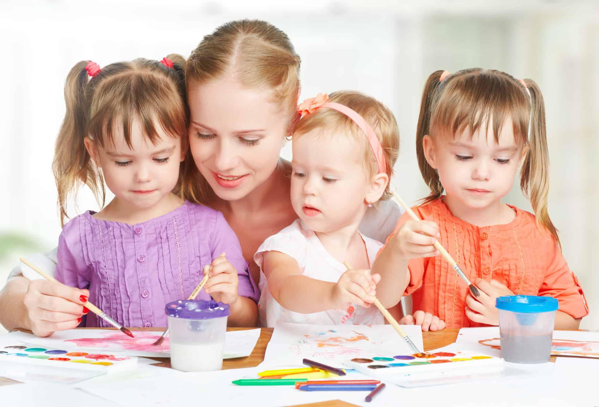 Как живется многодетной маме? многодетная семья