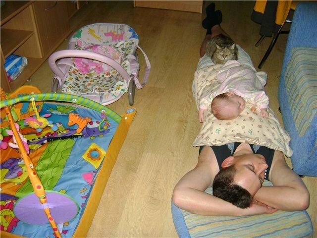 Можно ли оставить малыша одного в больнице. дополнила.