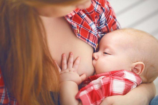 Грудь после родов: секреты красоты