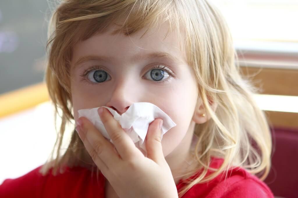 Гайморит у детей 2-7 лет: причины, первые признаки и симптомы, лечение