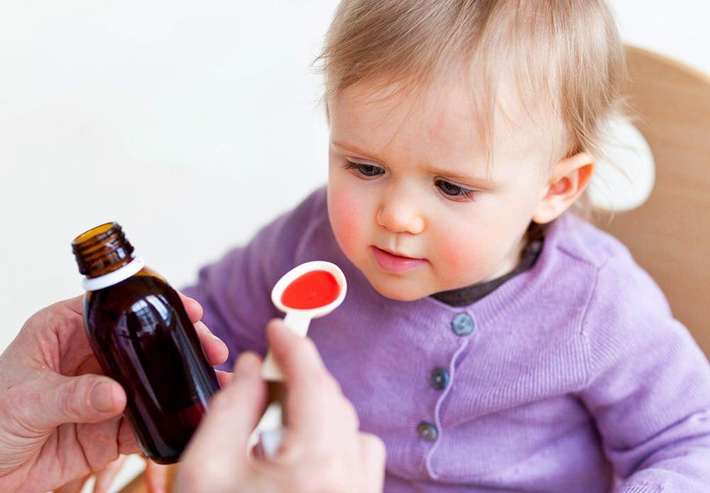 Как дать таблетку или сироп грудному ребенку - инструкция