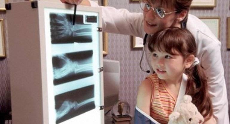 Рентген грудной клетки ребенку - можно ли делать и какие риски
